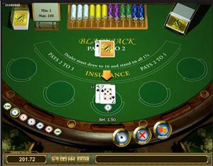 BC Casino Blackjack