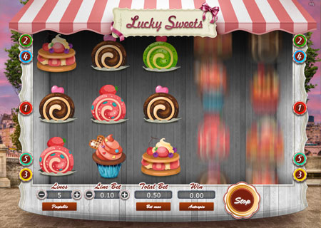 Lucky Sweets Slots