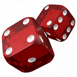 free casino play online dice and roll