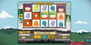 South Park Slots by Net Entertainment