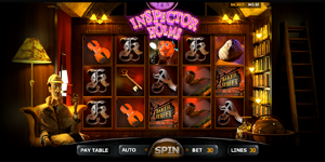 Inspector Holmes Slots by Playfors