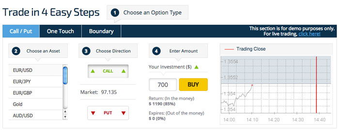 Binary options extreme