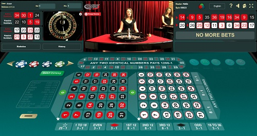 live dealer games for bitcoin