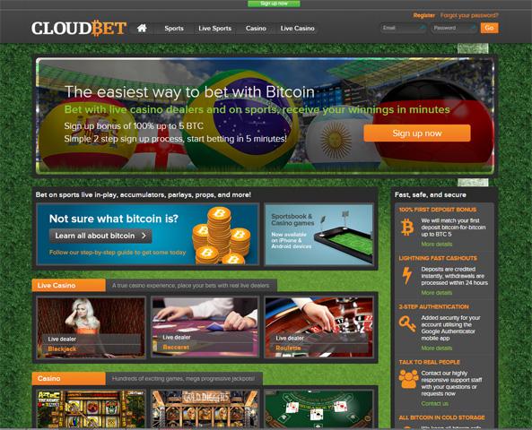 cloudbet-homepage