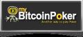 my bitcoin poker