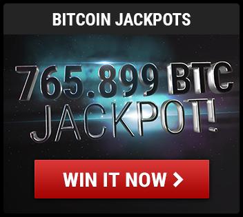 Win bitcoin jackpots