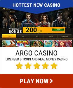 Argo Casino hottest new casino