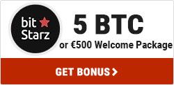 bitstarz 5btc bonus + 500 welcome package