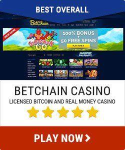 BetChain Best overall casino