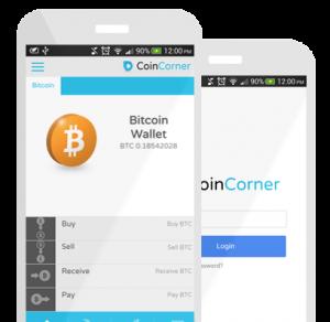 coin corner screenshot