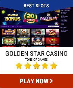 Goldenstar best slots