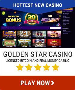Golden star Casino hottest new casino