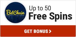 BetChain 50 Free spins