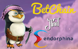 Endorphina Games Added to BetChain Bitcoin Casino
