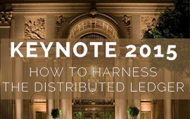 Keynote 2015 Conference Focuses on FinTech Future