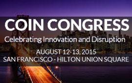 Coin Congress San Fransicso 2015