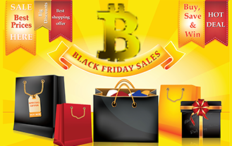 Bitcoin Black Friday and Cyber Monday 2015