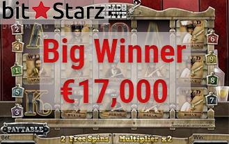 Bitstarz Big winner