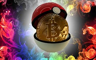 Pokémon Go Meets Bitcoin