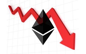 Ethereum Price Plummets
