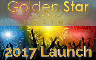 Golden Star Casino 2017 Launch