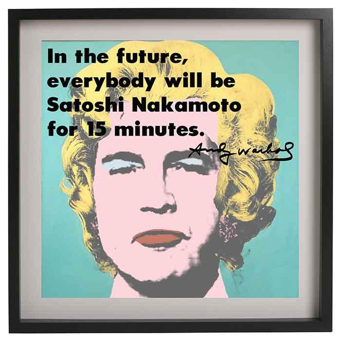 Satoshi Gallery art