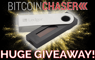 The $1,000 Dollar Bitcoin Chaser Prize!