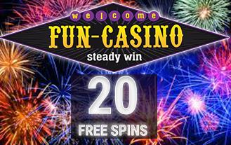 Fun Casino's Idea Of Fun: FREE SPINS!
