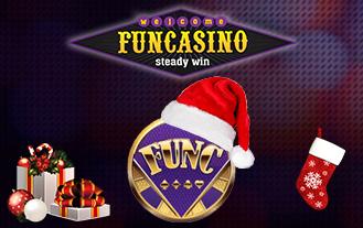 Fun Casino Is Wishing You a FUNCY Christmas!