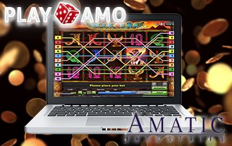 Playamo and Amatic Huge Bonus