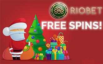 Riobet Has Many Different Santa Bonuses For You