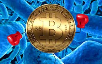Bitcoin To Fight Deadly Germs Found In Cash