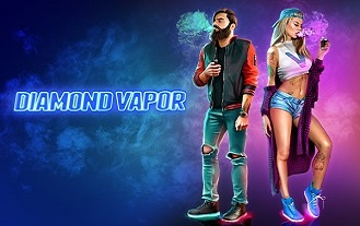 Vape And Take A Huge Pile Of Cash With Diamond Vapor By Endorphina
