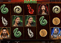 Maori slot review