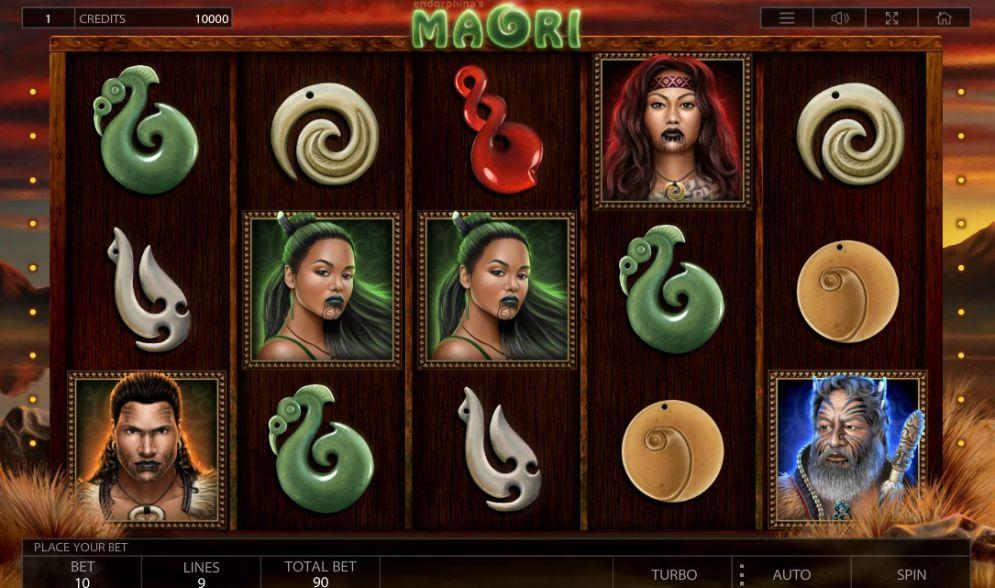 Maori slot