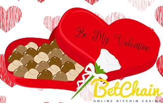 BetChains Valentines bonus