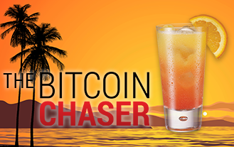 A Drink To You, Bitcoin!