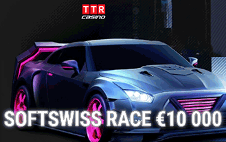 TTR casino and softswiss race