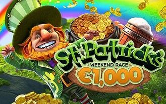 St. Patrick's Day Bitstarz Race
