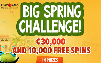 Ready For The Playamo Spring Challenge?