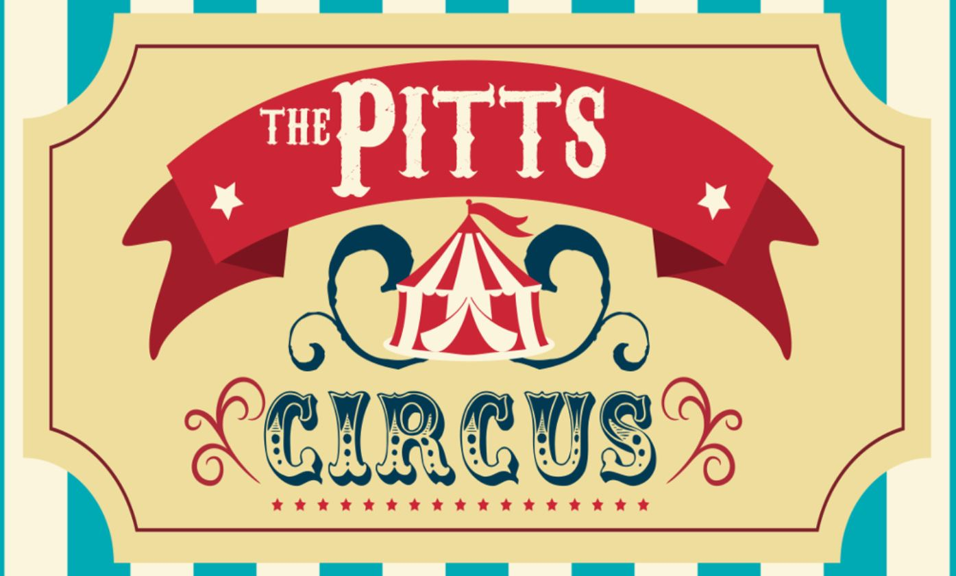 The Pitts Family Circus First Ethereum Movie