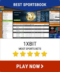 1xbit best sportsbook
