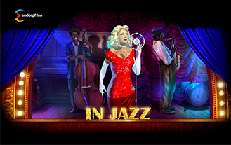 Time To Feel The Groove With IN JAZZ By Endorphina