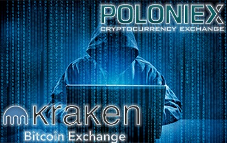 Kraken And Poloniex Crashed Due To DDoS?