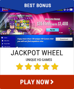 jackpot wheel best bonus casino