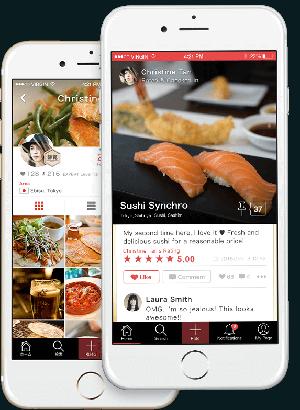 synchrolife ico restaurant app