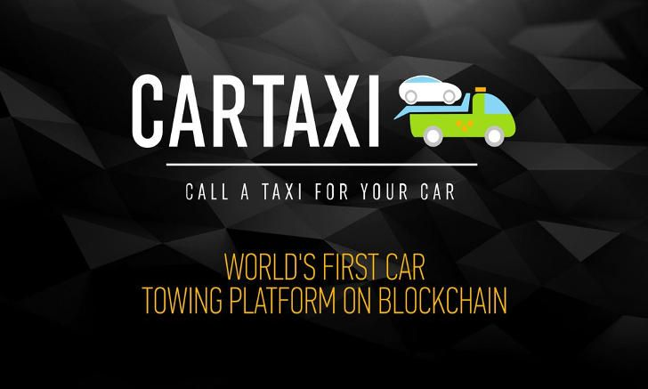 car towing on the ethereum blockchain