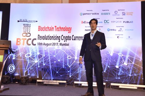 bitcoin conference mumbai