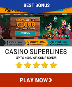 casino superlines best bonus