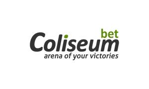 coliseum bet logo